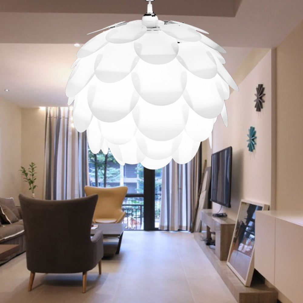 Iq Pendant Light Diy Artichoke Pinecone Shape Puzzle