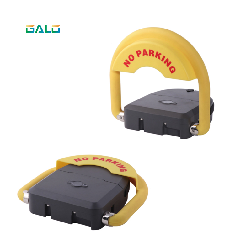 Lot Locks Outd Oot Water Proof Remote Control Battery Powered Parking Barriers/parking