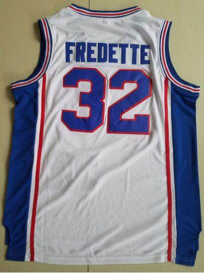 sports shoes ed674 11da3 Jimmer Fredette 32 Shanghai Sharks Basketball Jersey Stitched Men's White  Cheap Basketball Jerseys Free Shipping-in Basketball Jerseys from Sports &  ...