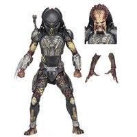 NECA Predator Action Figures BJD Model Toys 18cm