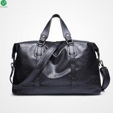 15,6 zoll leder hohe qualität männer reisetasche vintage handtaschen männer messenger reisetaschen schulter crossbody taschen metall-reißverschluss