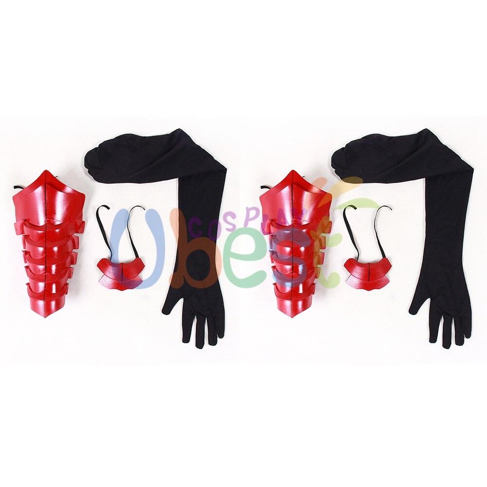 2141 RWBY Raven Branwen Gardebras with Gloves Cosplay Prop
