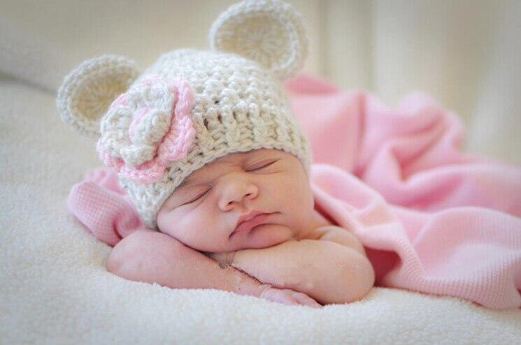 ... gorro de invierno bebé bebé recién nacido apoyos accesorios. 1.jpg ... c0e43e0215d