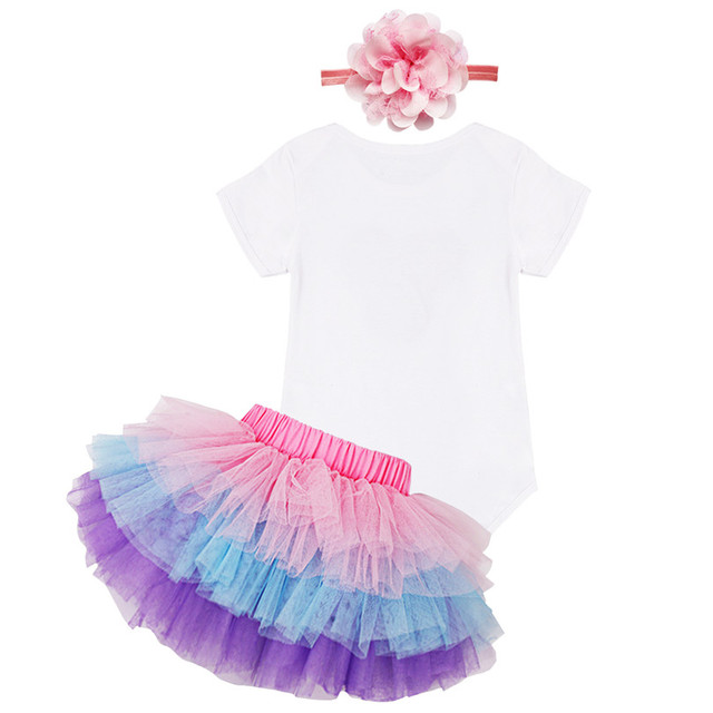 First Birthday Baby Girls Party Outfits