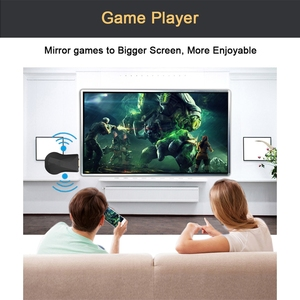 Image 5 - Dongle Display Wireless WiFi per Google 2 3 Chrome Crome Cast Cromecast 2 per YouTube AirPlay Miracast TV Stick