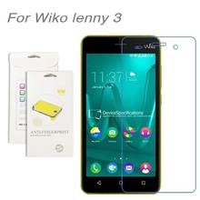For wiko lenny 3 film 3pcs lot High Clear LCD Screen Protector Film Screen Protective Film