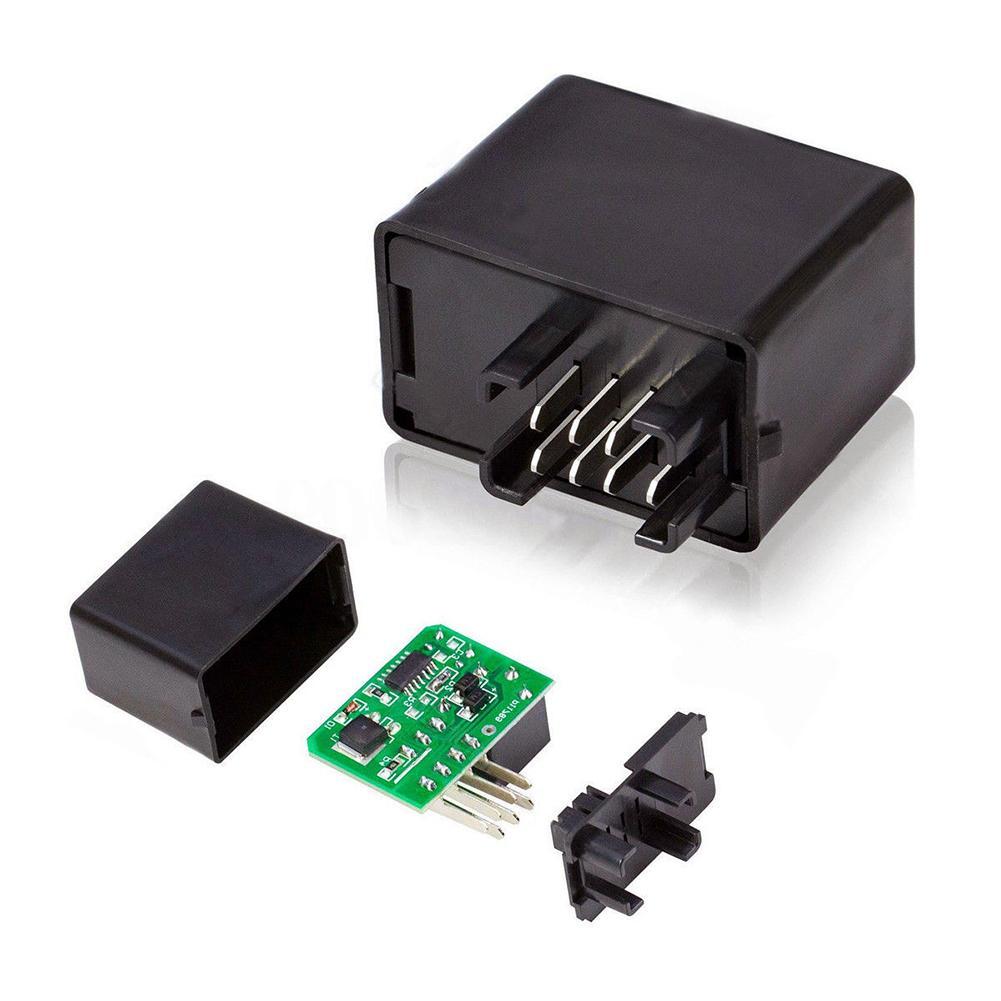 7-контактный LED Flasher релейные индикаторы Авто стробоскоп мотоцикл декодер для SUZUKI SV650 SV650S SV1000 SV1000S аксессуары для мотоциклов
