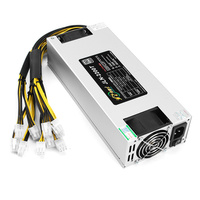 Good Quality Mining Power Supply 2200W BTC APW3 PSU For Bitcoin ETH Antminer S9 S7 L3