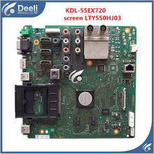 95% new Original for motherboard LED KDL-55EX720 1-883-753-92 93 screen LTY550HJ03 good working