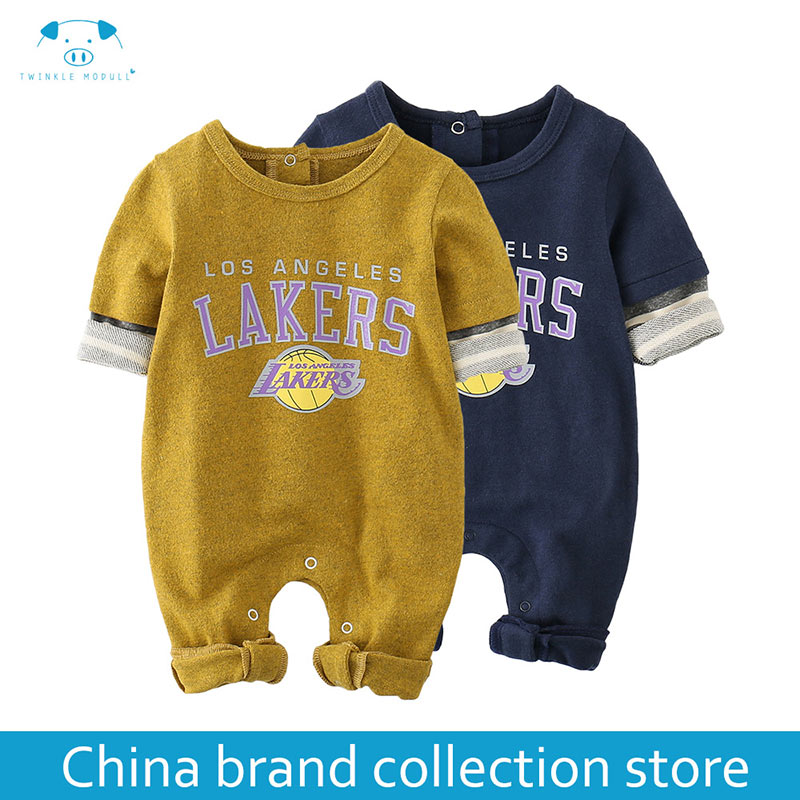baby clothes Autumn newborn boy girl clothes set baby fashion infant baby brand products clothing bebe newborn romper MD170Q050 2017 hot newborn infant baby boy girl clothes love heart bodysuit romper pant hat 3pcs outfit autumn suit clothing set