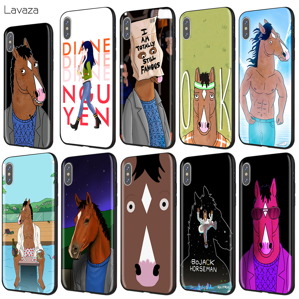 Bojack Horseman 3 iphone case
