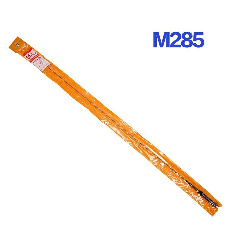 imágenes para Baofeng antena nagoya m285 vhf banda 144 mhz 3.4db pl-259 conector walkie talkie antena móvil