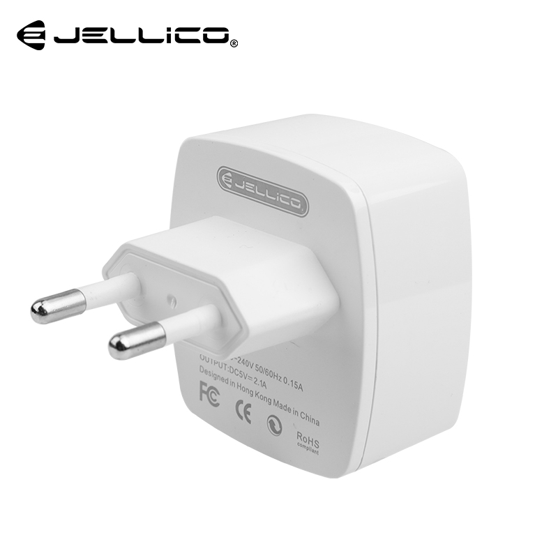 Case of 144 Dollar Item Direct Dual USB Car Charger 2 Amp Slim