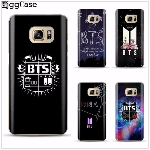 huge discount 907cd ffb54 US $0.89 34% OFF|Bangtan Boys Young Forever BTS BT21 Phone Case Cover For  Samsung S6 S7 Edge S8 S9 Plus J3 J5 J7 A3 A5 A7 2016 2017 A8 Plus 2018-in  ...