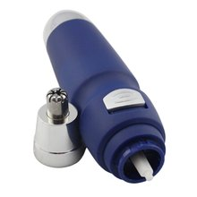 Electric Ear Nose Hair Trimmer Shaver Clipper Cleaner