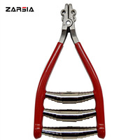 1 pc Red ZARSIA New Badminton Racket Stringing Machine Tennis Stringer Grip Stringing Tools Stringing Parts Starting Clamps