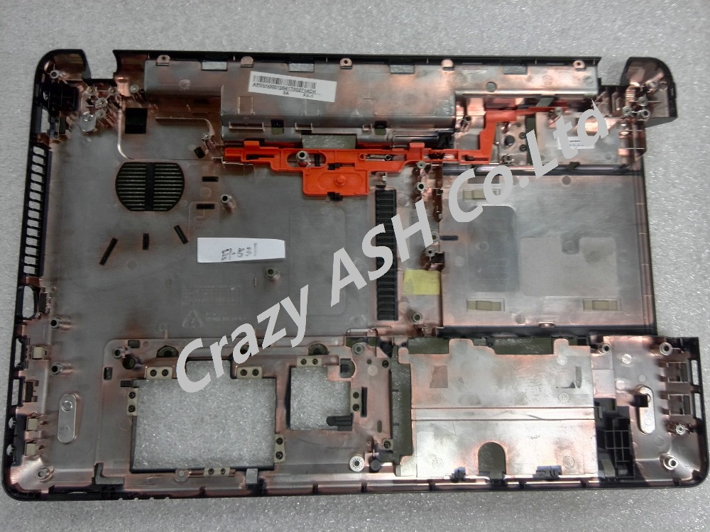Free shipping New Assembly BOTTOM CASE For Acer Aspire E1-521 E1-531 E1-571 NV55S NV57H Bottom Cover AP0NN0001 under Base