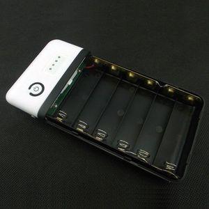 Image 2 - 5 V 6 V 9 V 12 V power bank 18650 Batterie lade Mobile Power Ladegerät Box DIY