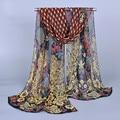 Primavera Verano Caliente Mujeres Maxi Llanura Hijab/Bufanda/Mantón/bufanda musulmán Mujer Bufandas Sólidas Diseño Accesorios Mayorista