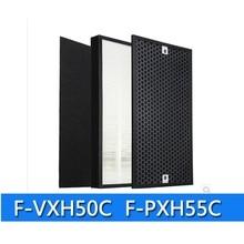 F ZXHD55C F ZXHP55C Air Purifier hepa Carbon Filter For Panasonic F PXH55C F VXH50C F VJL55C F VXK40C Air Purifier Parts filters