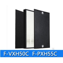 F ZXHD55C F ZXHP55C لتنقية الهواء hepa فلتر الكربون لباناسونيك F PXH55C F VXH50C F VJL55C F VXK40C لتنقية الهواء أجزاء مرشحات