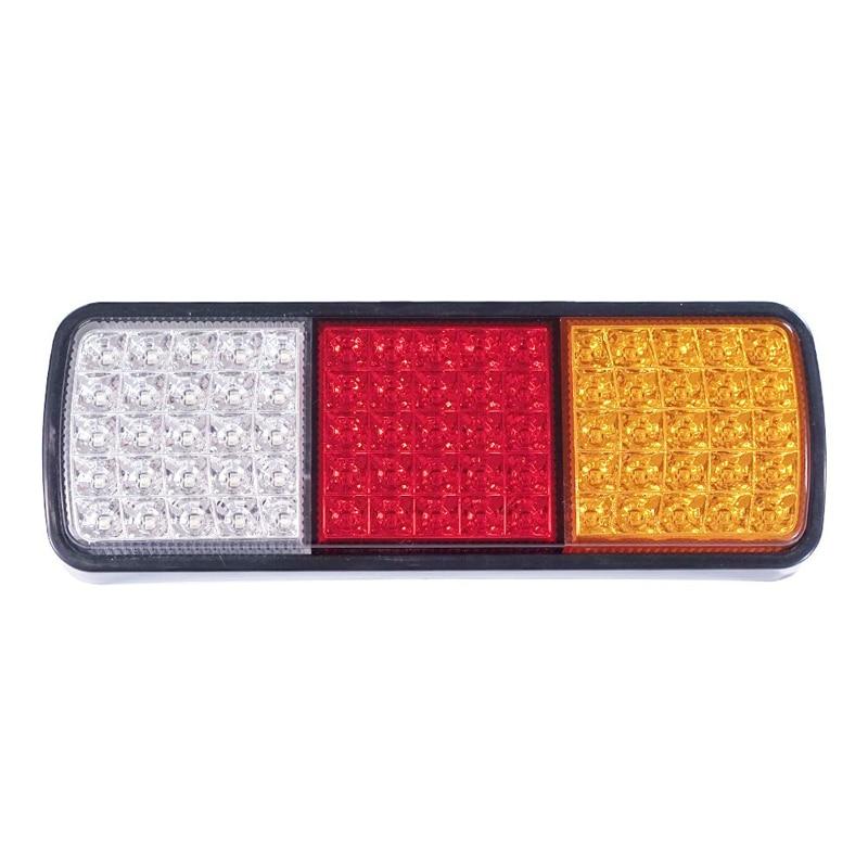 1pcs 75 Led 12v Car Truck Boat Trailer Rear Tail Light