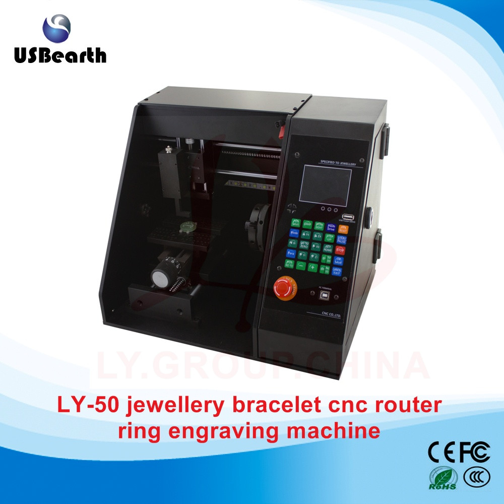 Russia tax free LY-50 jewelry engraving machine tools Ring Inner Carving Inside engraving machine free tax
