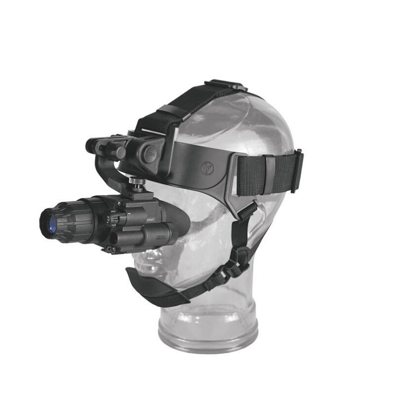 Оригинальный Pulsar 74099 ночного видения Сфера Challenger GS 1X20 ночного видения Монокуляр и крепление на голову для охоты/кемпинга