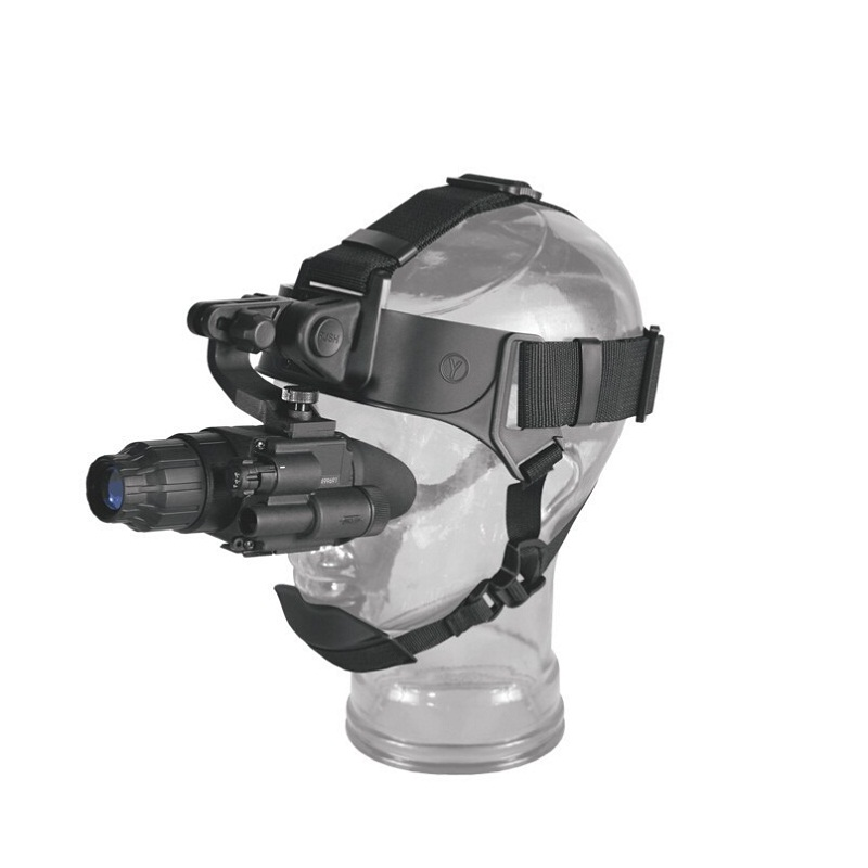 D'origine Pulsar 74099 Nuit vision portée Challenger GS 1X20 nuit vision monoculaire et montage en tête pour la chasse/ camping