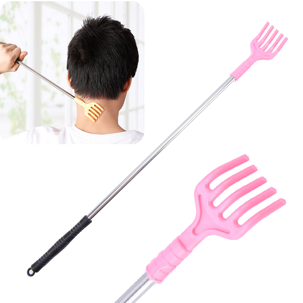 Massager Kit Back Scratcher Extendable Telescoping Itch Health Products Hackle Telescopic Scratching Backscratcher Back Scraper