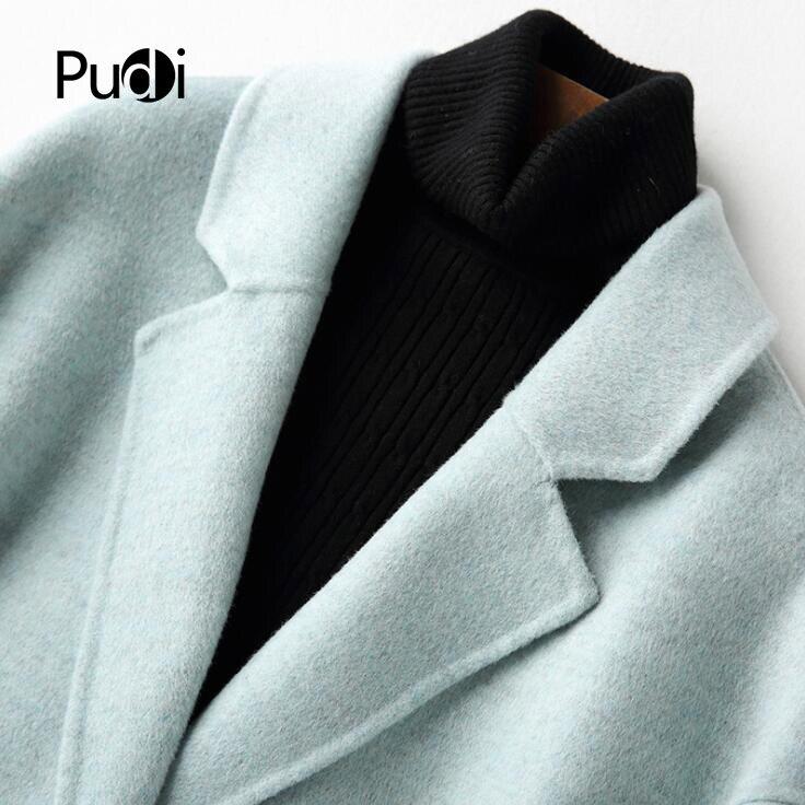 laine Livraison Automne Hiver De Lama Poche Loisirs Avec Lady 2019 Femmes Ro18142 Manteau Fourrure Pudi Solide Style Veste qSwz6tH