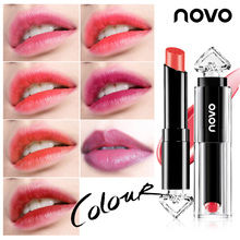Novo Little Black Skirt Lipstick Moisturizing Lip Stick Full Color Silky Smooth