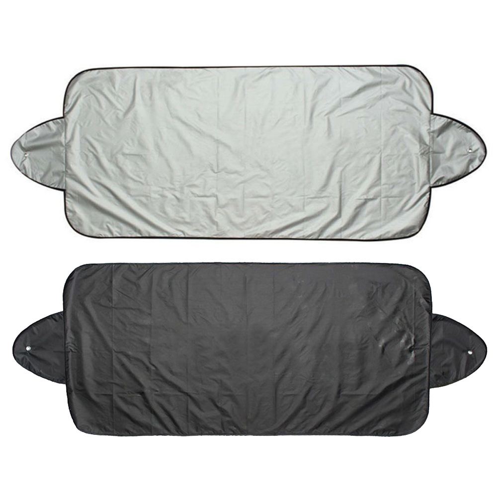 Image 5 - 1*Car Windshield Protection Cover Snow Ice Frost Sun Shield Sunshade Car Access-in Windshield Sunshades from Automobiles & Motorcycles