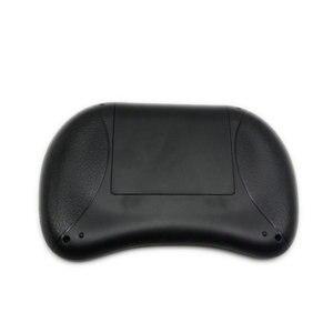 Image 5 - Tikigogo i8 2.4G Wireless Air Mouse Russo Layout di mini Tastiera touchpad di controllo remoto per Android Smart TV box per finestre PC