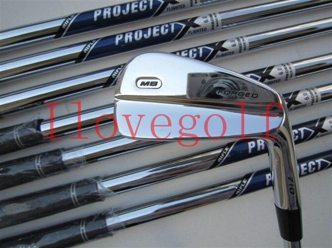 Golf Clubs 8PCS MB 710 Golf Irons Set Clubs 710 MB Clubs Golf Irons 3 9P
