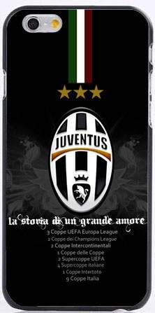 Italian Juventus Football Club Cover case for iphone 4 4s 5 5s 5c 6 6s plus samsung galaxy S3 S4 mini S5 S6 Note 2 3 4 z0874