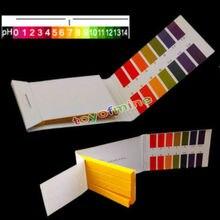 1-14 лабораторная бумага Litmus тест er слюна мочи 800 шт индикатор PH Тест полоски