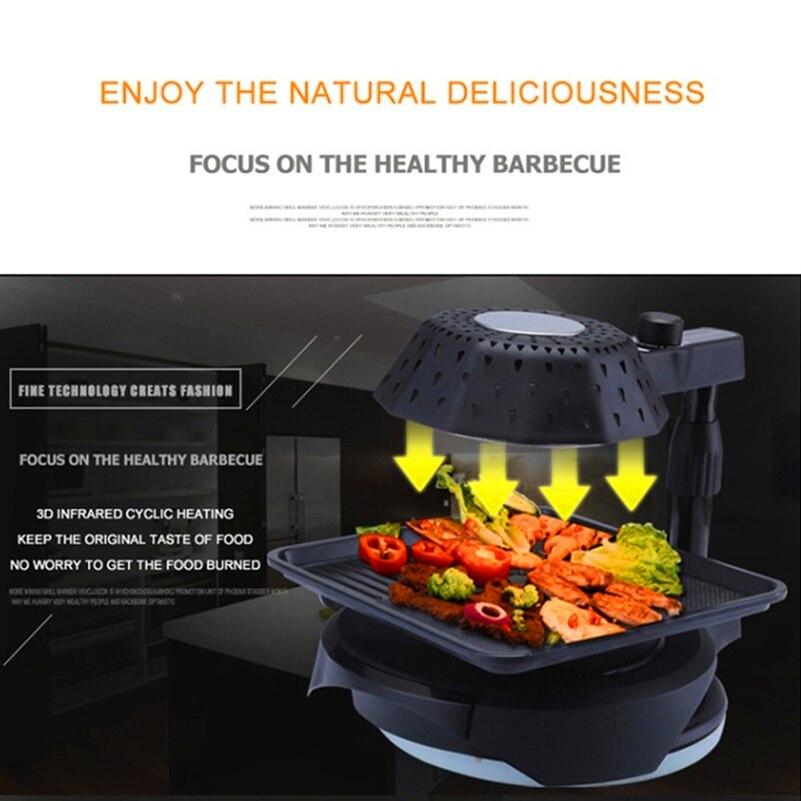 Aliexpress.com : Buy New Smokeless Indoor Infrared Heating BBQ Gas ...
