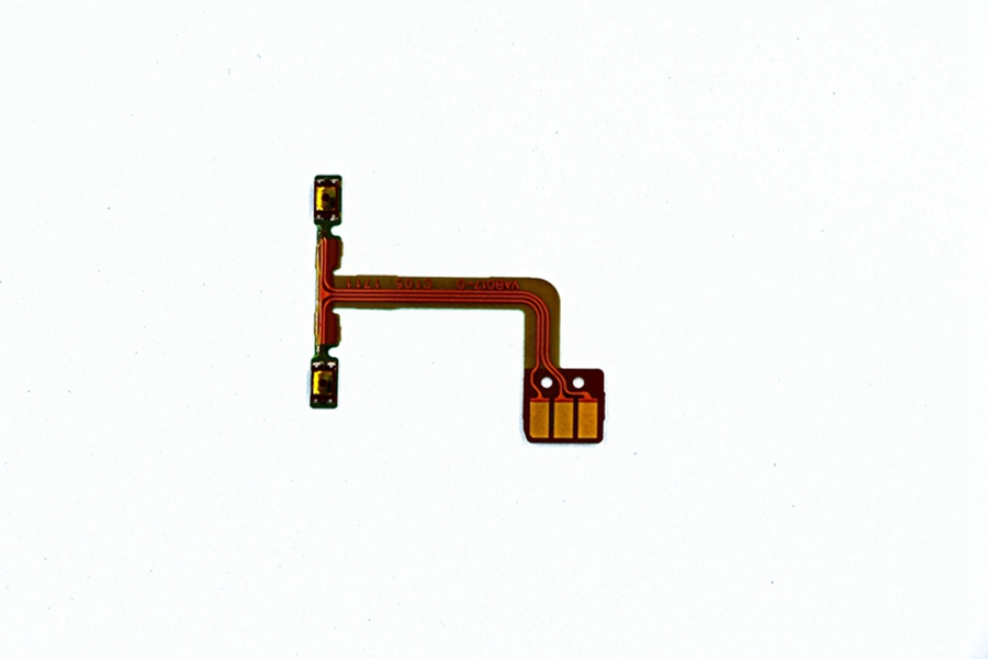 1pcs/lot WINCOO R9S Plus Volume Up Down Side Key Button Switch For OPPO R9 S R9S Flex Cable Ribbon Repair Parts Replacement