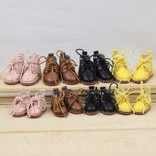 Manish arora Обувь для Блит и среднего Блит загрузки черный и розовый и желтый и коричневый на выбор