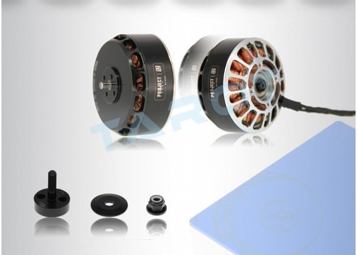 ФОТО  5012 300KV 12N14P Multiaxial Brushless Motors Metal Mount for 18