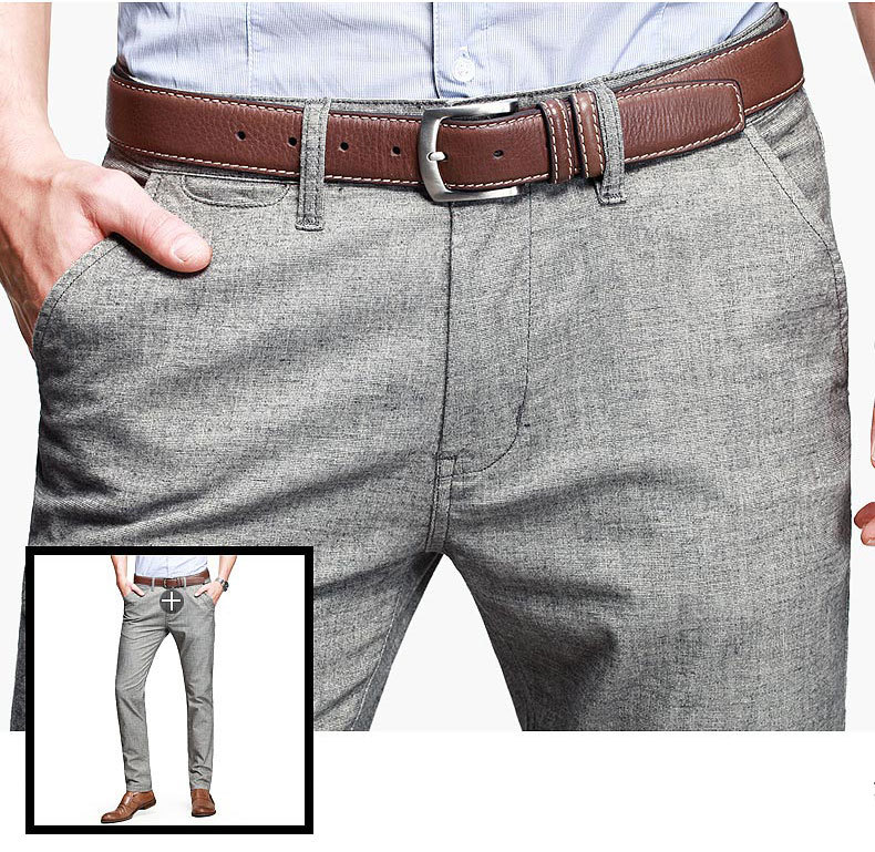Online Shop New Arrival Pants Men Korean Style, Fashion Slim Fit ...