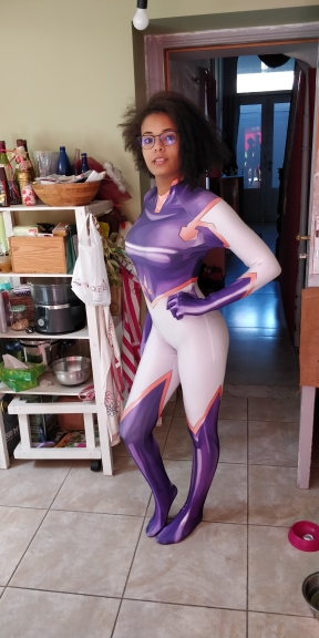 3D Printing My Hero Academia Mt.Lady Cosplay Heroes Halloween Boku no Hero Academia Mt.Lady Cosplay Heroes Suit, Only Bodysuit