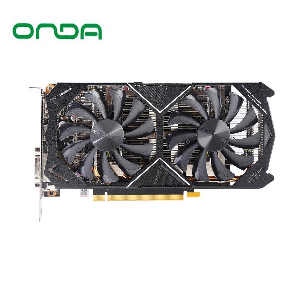 Onda GTX 1060 5GD5 160bit Graphics Card With HDMI+DP+DVI