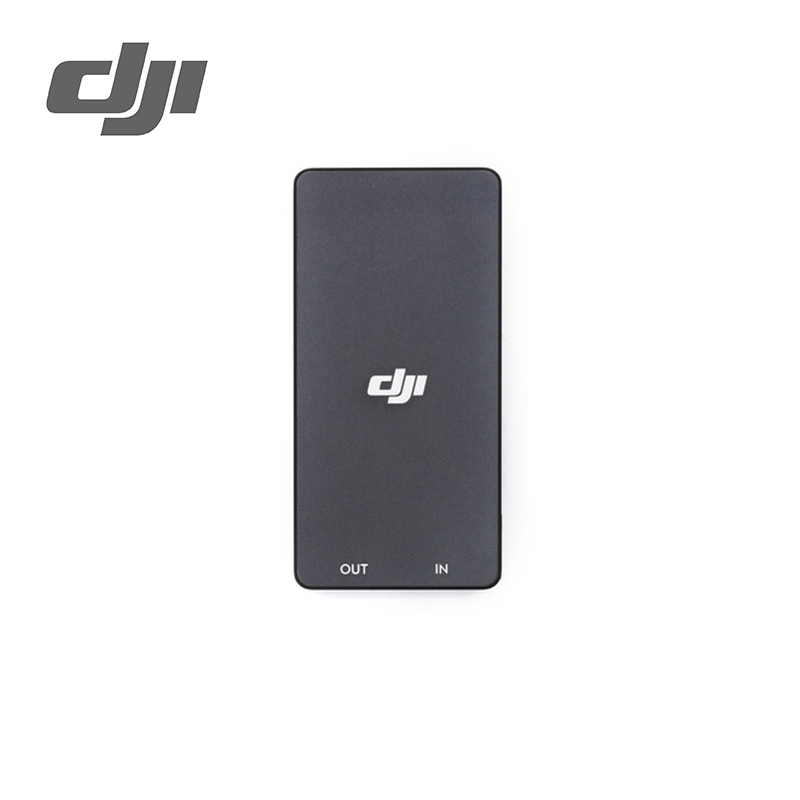 DJI Ronin S Battery Adapter is designed to charge the Ronin S Grip without being attached