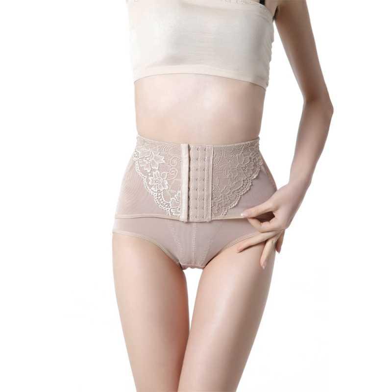 Kadınlar zayıflama korse bel eğitmen vücut şekillendirici doğum sonrası göbek bandı Underbust karın kontrol sıcak kemer Fajas cinta modeladora