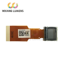 лучшая цена New Cable Projector LCD Panel Board HTPS Matrix Panels LCX124 for Projector Prism Assy Parts
