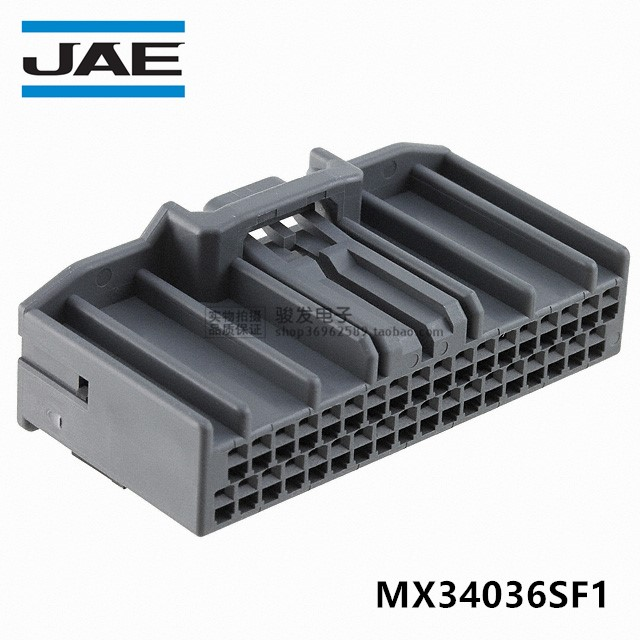 10pcs/lot JAE car connector MX34036SF1 MX34 connector plug 2.2 pitch 36P plastic shell spot