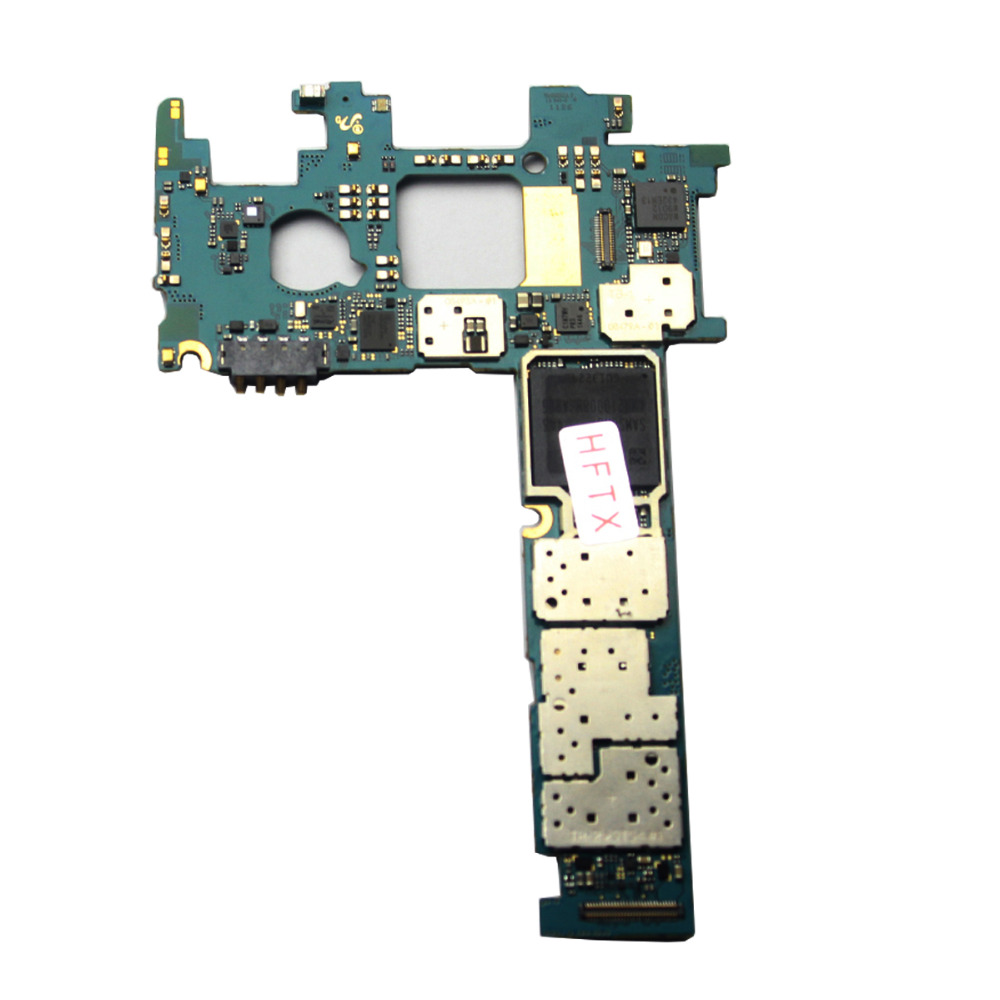 Main Motherboard Unlocked For For Samsung Galaxy Note Edge N915p 32GB