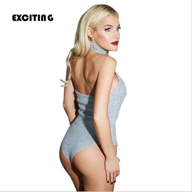 Sexy Deep Turtleneck Lace Up Bodycon Jumpsuit Romper Womens Jumpsuit Tops Elastic Slim Sleeveless Jumpsuit Black Short Bodysuit